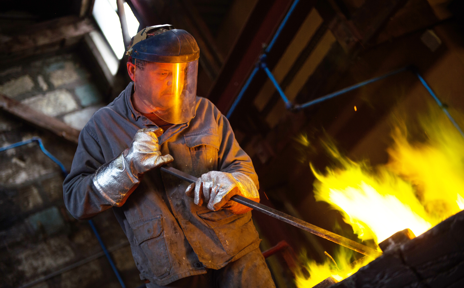 Get All-Inclusive Metal Casting Services from Quaker City Castings